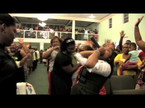 15 Year Old Jekalyn Carr Revival 2013 Bahamas