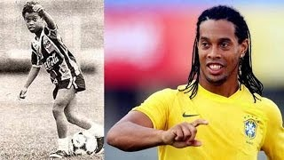Ronaldinho - Who had the hardest childhood