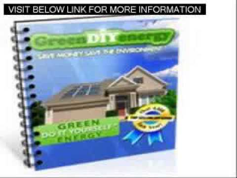 Simple And Easy To Follow Solar Panel Guide   Greendiyenergy  Solar,Wind Energy Diy Guide Review Gui