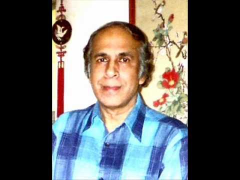HUMKO KISKE GHAM NE MARA rendered by Dr. V.S.Gopalakrishnan....