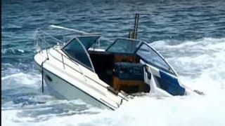 Can gas bubbles sink ships?  - Bermuda Triangle - BBC