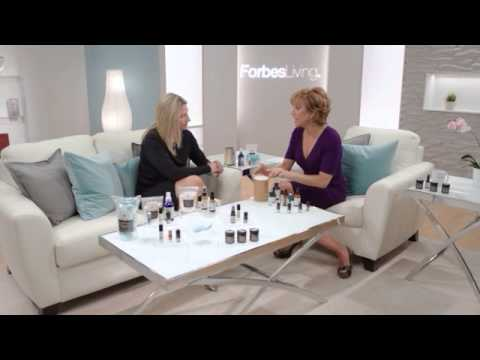Escents Aromatherapy on Forbes Living