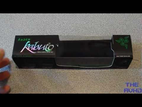 Razer Kabuto Box Review/unboxing Razer Kabuto