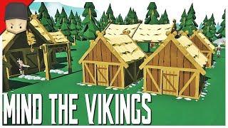 VIKING VILLAGE BUILDER! - Mind The Vikings