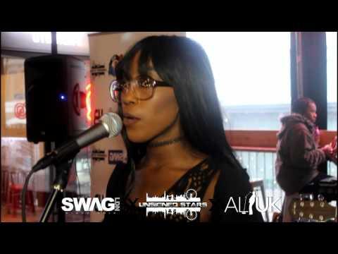 Tomi Agape Live @ SWAG LDN x Unsigned Stars x AL UK