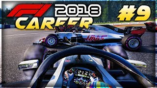 F1 2018 Career Mode Part 9: WELL THAT DIDN