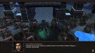 Warcraft 3 Campaña de Rexxar Ep 9 - Benditas sean las estrellas