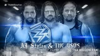 WWE Mashup: AJ Styles & The Usos 2016 ᴴᴰ (NEW)