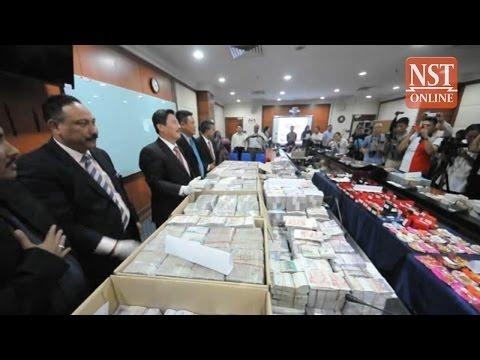 MACC seize RM112 million cash from Sabah department director & deputy