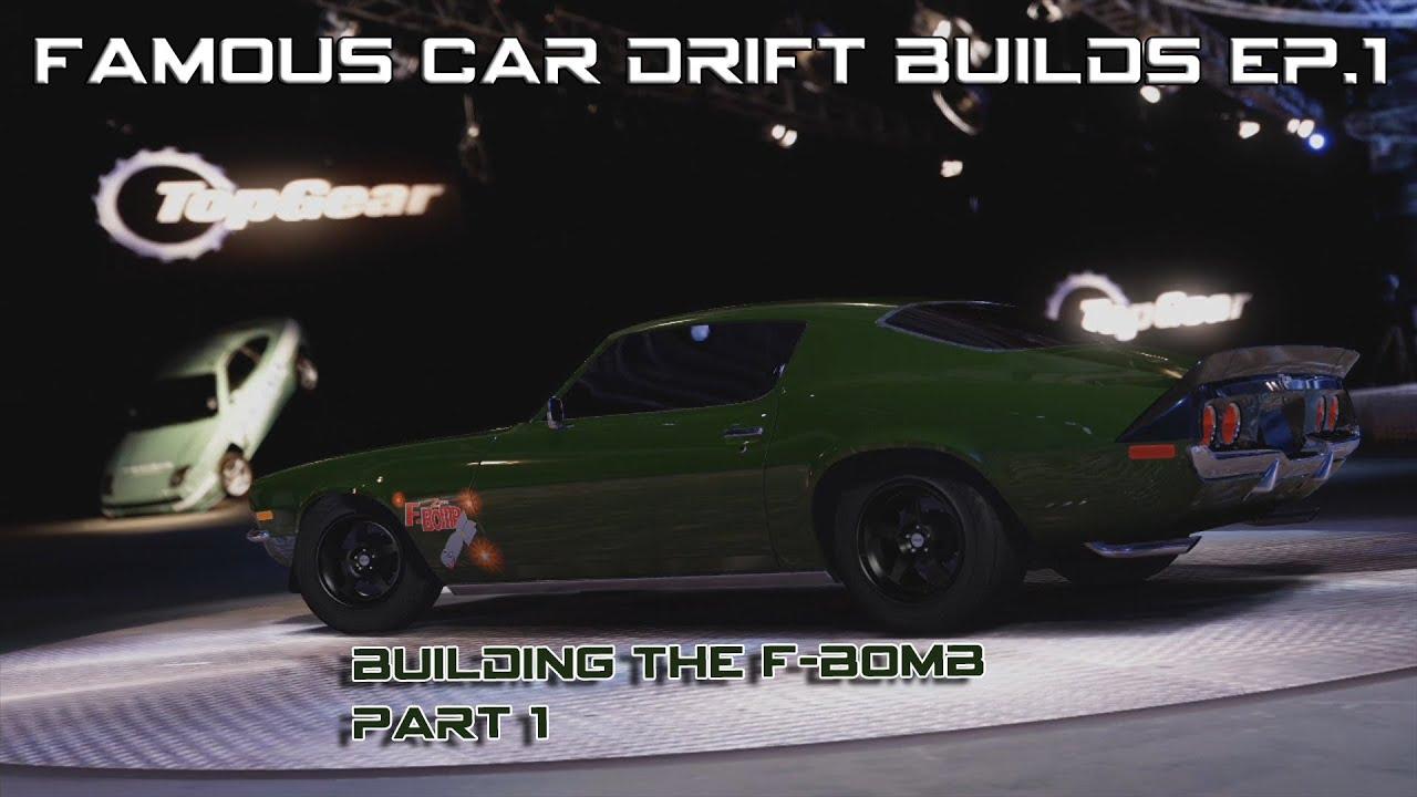 The F Bomb Camaro Pt1 Tuning And Hooning Ep1 Forza 4