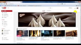 การอัพโหลดไฟล์วีดีโอขึ้น youtube