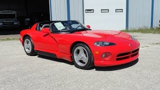 1992 Dodge Viper RT/10 with only 27 Original Miles on it! on My Car Story with Lou Costabile