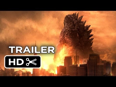 Godzilla Official Trailer 2 2014 Bryan Cranston Ken Watanabe Monster ...