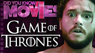 From Nudity to Bombings - Game of Thrones Secrets! - Did You Know Movies ft. Furst