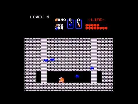 The Legend of Zelda - Legend of Zelda, The (NES) - Speedrun #1 - User video
