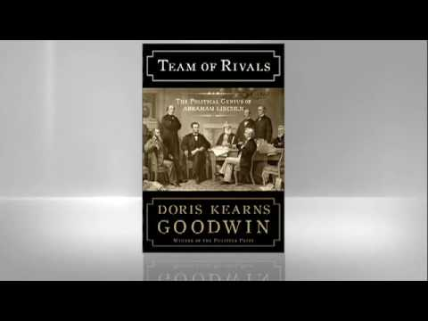 Doris Kearns Goodwin: Team of Rivals