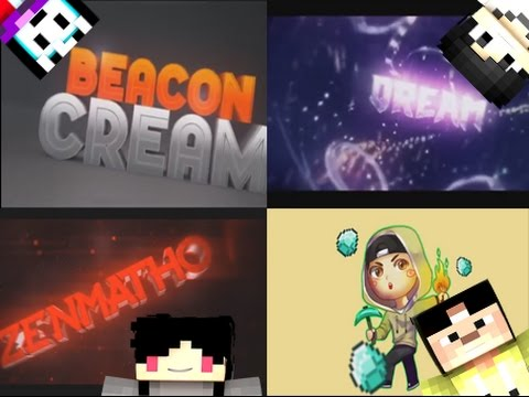 Intro-intro 4Brothers (Zenmatho,Erpan1140,beaconcream,Thedreamcraft)