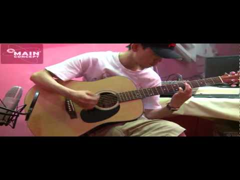 Daavka - Maamuu Naash Ir Guitar Version Improvisation video