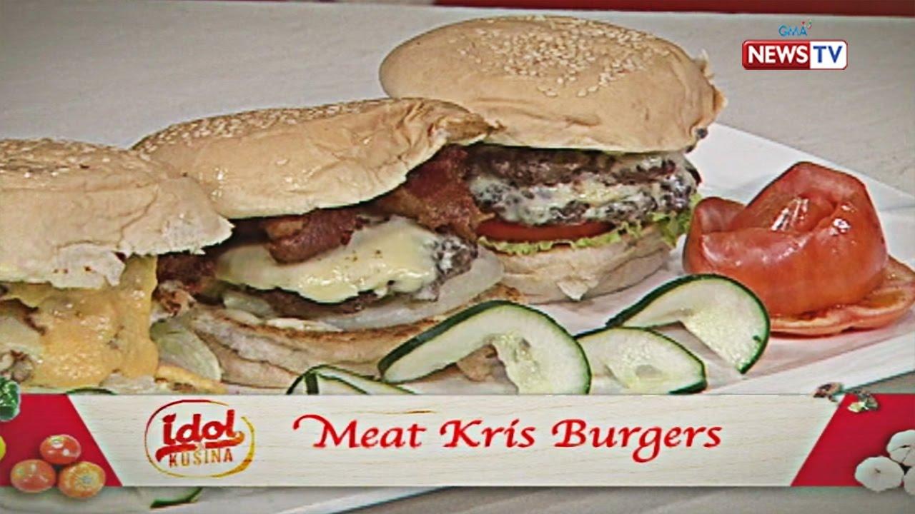 Idol sa Kusina: Meat Kris Bernal