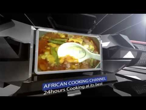 African Cooking Channel Promo | AFTV