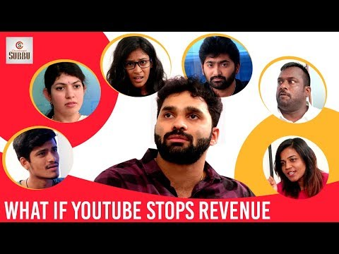 What If YouTube Stops Revenue? | Latest Telugu Comedy Videos | Funny Videos | Chandragiri Subbu