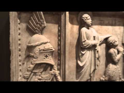 History Humanities project The Walters Art Museum shoot with Gh4 4K