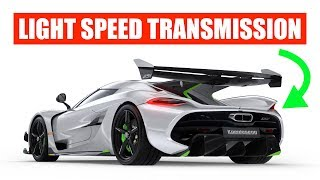 Has Koenigsegg Made The World's Fastest Shifting Transmission?
