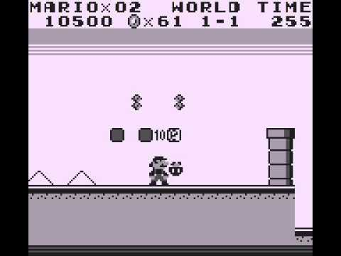 Super Mario Land - Missingno07 Plays Super Mario Land - User video