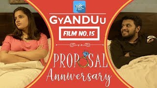 PDT GyANDUu - Proposal Anniversary | Film no.15 | Husband | Wife | Valentine