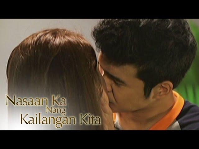 Nasaan Ka Nang Kailangan Kita: First Kiss