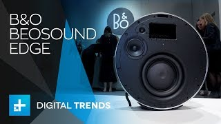 B&O Beosound Edge - Hands On at IFA 2018