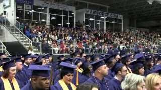 Schoolcraft College Commencement Highlights 2014
