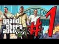 Download Grand Theft Auto V - Parte 1: Bem-Vindo à Los Santos Like a Boss [ Playthrough GTA 5 em PT-BR ] in Mp3, Mp4 and 3GP