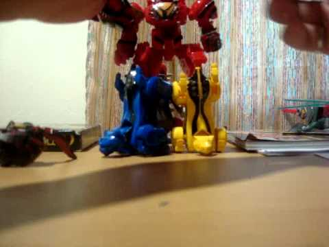 GunGamer รีวิวของเล่นเกคิเรนเจอร์ 4.
