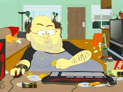 South Park Pro Gamer South Park World of Warcraft