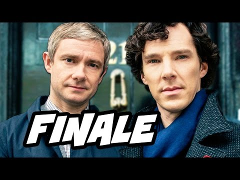 Sherlock Season 4 Episode 3 Finale TOP 10 and Easter Eggs - Benedict Cumberbatch