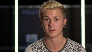 Alexander Beyer tog med mamma till Idol-audition - Idol Sverige (TV4)