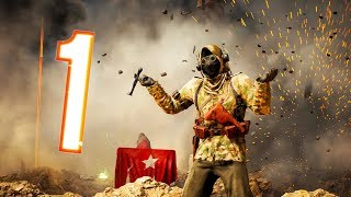 Battlefield 1 - Random & Funny Moments #27 (Flying Ship, The Best Spawns!)