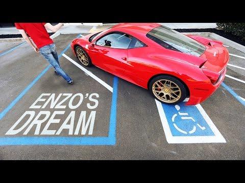 Enzo's Dream: A Teenager's Incredible Story of Ferrari Ownership