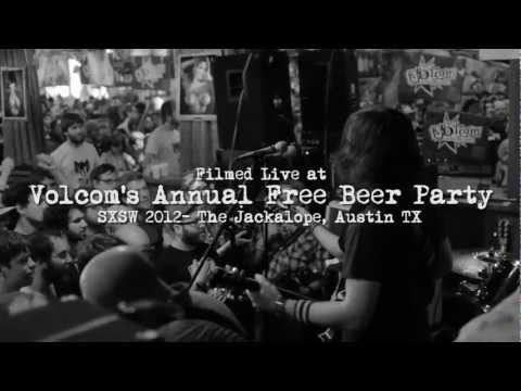 "Volcom - road-tested: Torche 'Kicking' Live at the Volcom ""Free Beer Party"" 2012"