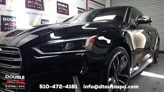 New Car Detailing | Best Protection for Audi | DoubleTake Auto Spa of Fremont