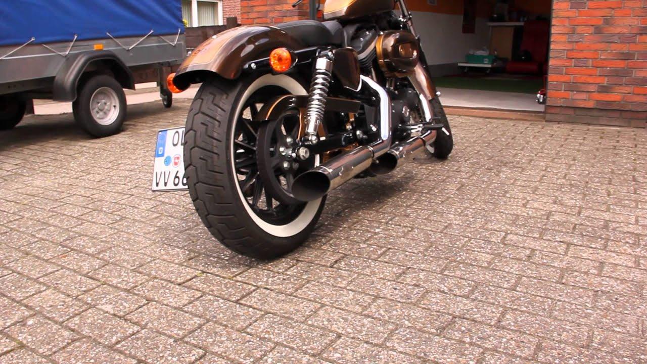 Harley Davidson Iron 883 Sound Harley Davidson Sportster Iron