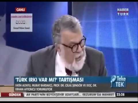 Celal Şengör: Kürt vardır, Kürt dili vardır!