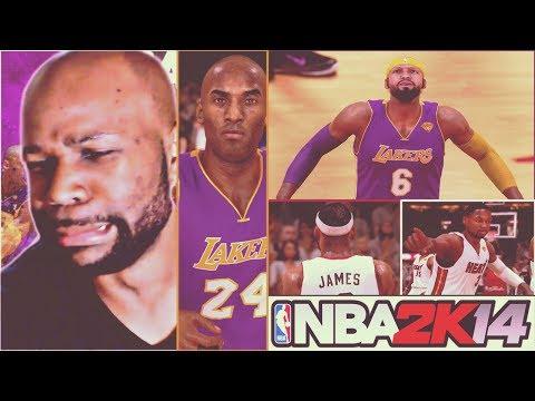 NBA 2K14 My Career PS4 - NBA Finals Game 7!