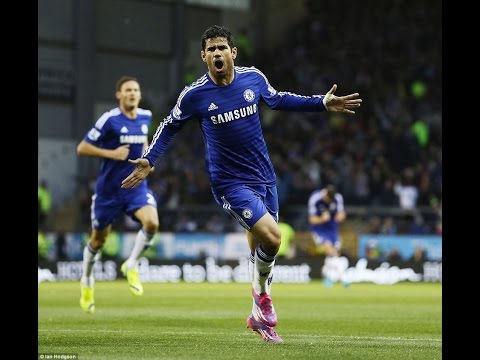 Burnley 1-3 Chelsea: Diego Costa, Andre Schurrle and Branislav Ivanovic
