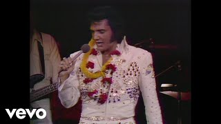 Elvis Presley Suspicious Minds Aloha From Hawaii Live In Honolulu 1973