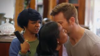 Hairdresser Bashes Interracial Couple | What Would You Do? | WWYD
