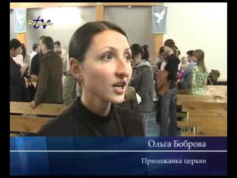 В церкви Живая Вера прошел творческий вечер