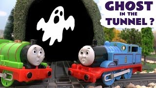 Thomas & Friends Toy Trains Ghost In The Tunnel Episode - Train Toys for Kids Fun Stories TT4U
