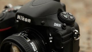 Nikon D800 Hands-on Review